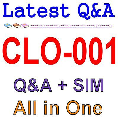 Comptia Cloud Essentials Clo 001 Exam Q A Pdf Sim