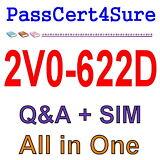 VMware VCP6.5-DCV – Data Center Virtualization Delta 2V0-622D Exam Q&A+SIM