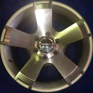 SET OF FOUR AUSCAR 18x8 6/139.7 et30 EXILE Morley Bayswater Area Preview