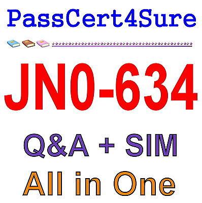 Руководство Juniper Security, Professional (JNCIP-SEC) JN0-634