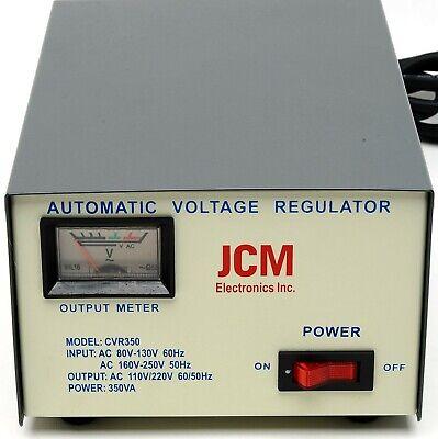 350w 110v 220v Voltage Converter Transformer Step Up Down Regulator Stabilizer