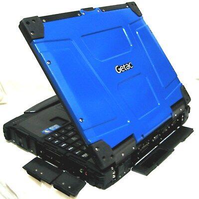 Fully Rugged Getac B300-H Toughbook,i5-2520M@2.5ghz, Custom GPS, 500GB, 8gRAM