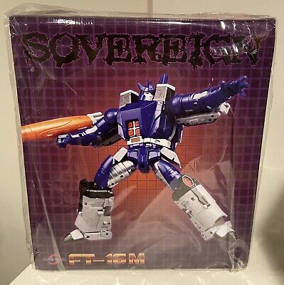 Fans Toys FT-16M SOVEREIGN MISB Transformers MP G1 Galvatron Masterpiece in USA
