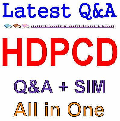 Hortonworks Data Platform Certified Developer Hdpcd Exam Q A Pdf Sim