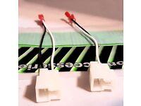 IMC Audio Speaker Connector Wire Harness for Nissan Metra 72-7400 SHNN01B