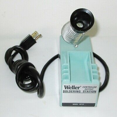 New Weller Controlled Output Wtcp W-tcp Soldering Station Pu-1a Power Supply