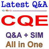 ASQ Certified Quality Engineer CQE Exam Q&A PDF+SIM
