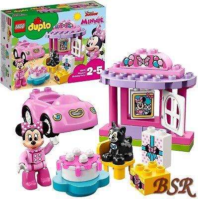 3 Minnies Geburtstagsparty & 0.-€ Versand & NEU & OVP ! (Lego Geburtstags-party)