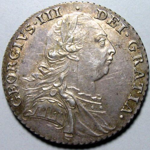 1787 Great Britain Shilling