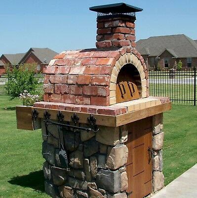 Pizza Ovens are Expensive!  Build your Outdoor Wood Fired Pizza Oven and Save!