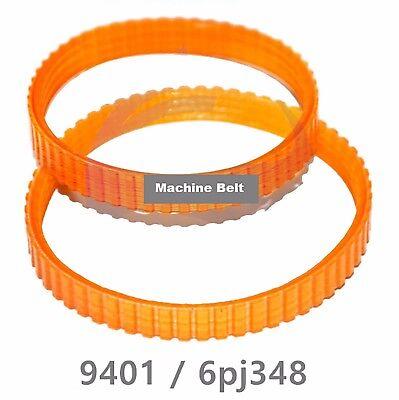 Tjbf Pu Planer Belt 348j6 Ribbed J 348 Abrasive Machine 9401 6pj348 Ribs 6 348mm
