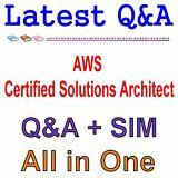AWS Certified Solutions Architect - Associate Exam Q&A PDF+SIM