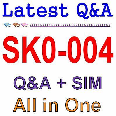 Comptia Server  Sk0 004 Exam Q A Pdf Sim