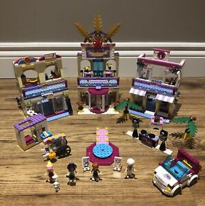 LEGO FRIENDS set 41058 Heartlake Shopping  Mall $80