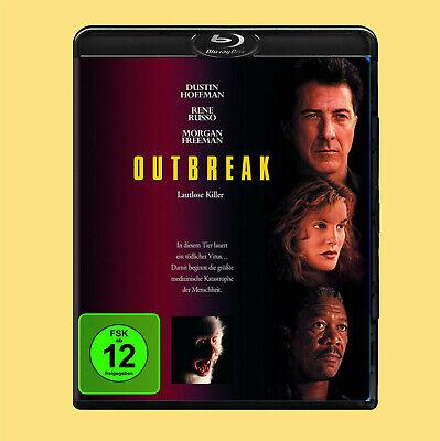 ••••• Outbreak (Dustin Hoffman / Morgan Freeman) (Blu-ray) ☻