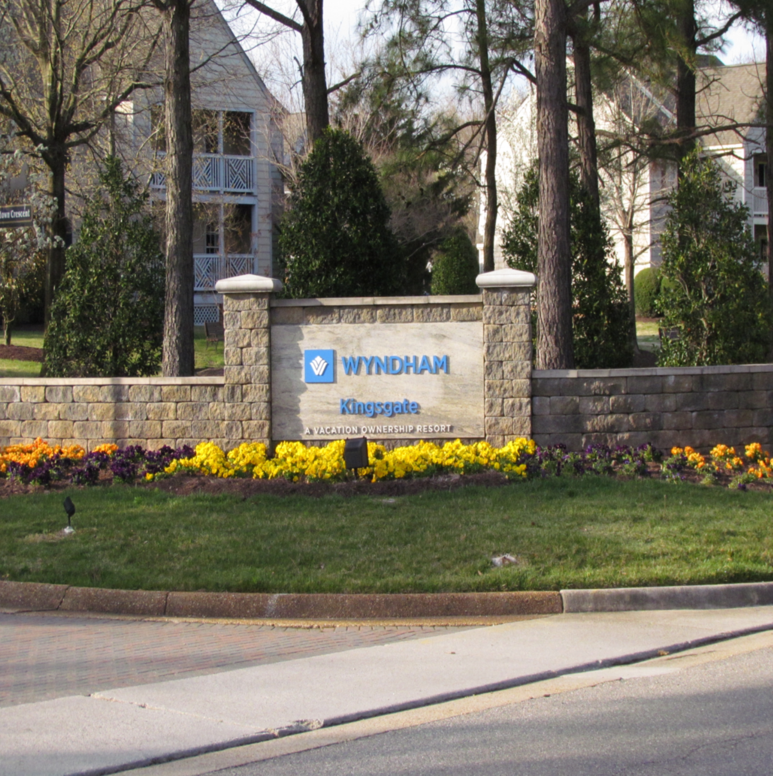 Wyndham Kingsgate, March 11-14, 2B, Williamsburg, VA, Other Dates Available - $299.00