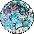 1928 Peace Dollars