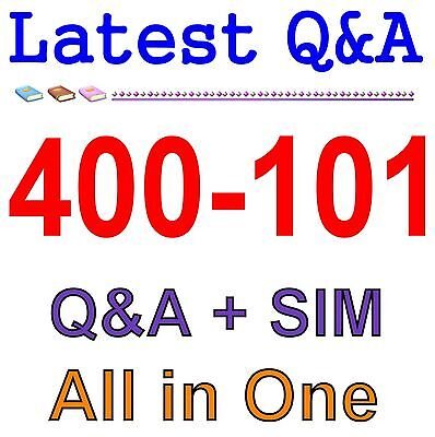 Cisco Best Practice Material For 400-101 Exam Q&A PDF+SIM