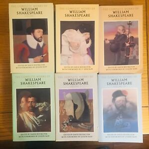 The Complete Works of Shakespeare - gorgeous set for only $50