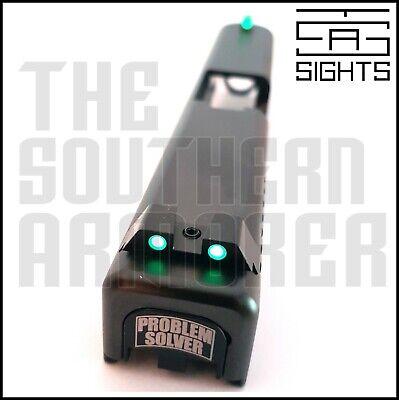 TSA NIGHT SIGHTS FOR GLOCK 19 17 20 21 22 23 24 26 27 29 30 34 35 36 39 44 45 GR