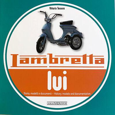 Lambretta Lui Book  - History, Models and Documention (IN ENGLISH & ITALIAN)