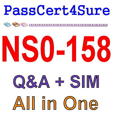 NetApp Certified Data Administrator, ONTAP NS0-158 Exam Q&A+SIM