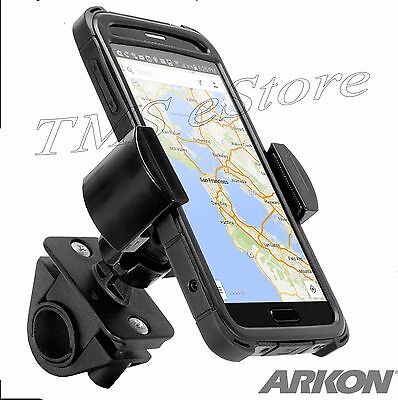 Motorcycle Handlebar RV 127 Road-Vise Mount for Galaxy SmartPhone with Otterbox