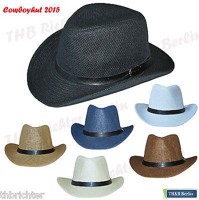 Cowboyhut Westernhut Cowboy Western Urlaub Reiten Hut Hüte Sonnenhut Panamahut