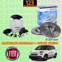 FIAT PANDA BZ 1.2-500 1.2 BZ 71737178 PASTIGLIE PATTINI FRENO ANT ORIGINALE