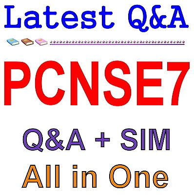 Palo Alto Networks Certified Network Security Engineer Pcnse7 Exam Q A Pdf Sim