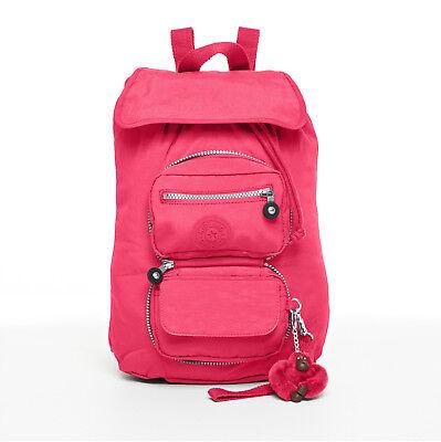 Kipling Alicia Vibrant Pink BP3855 2-Day-Shipping
