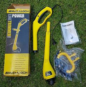 McCulloch Electric Line Trimmer Whipper Snipper New Never Used Kelvin Grove Brisbane North West Preview