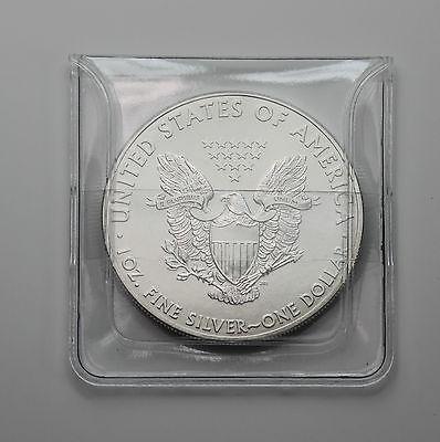 Münztaschen, Münz-Hüllen Lindner bis max. 46mm Durchmesser, 100 Stück (2051)