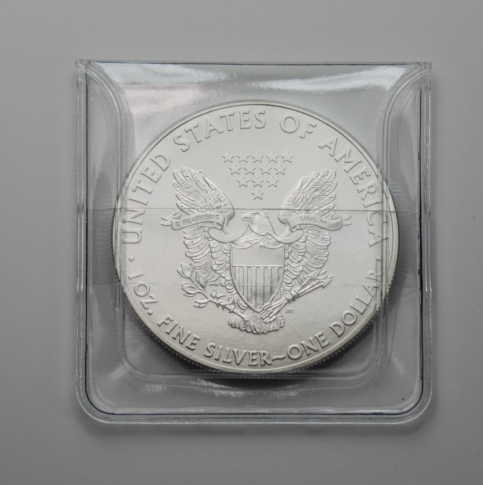 Münztaschen, Münz-Hüllen LINDNER bis max. 46 mm Durchmesser, 100 Stück (2051)