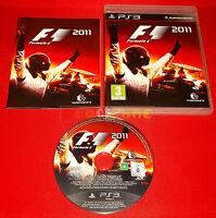 Formula 1 2010 Ps3 F1 F 1 Versione Ufficiale Italiana 1ª Edizione Completo - Ef -  - ebay.it