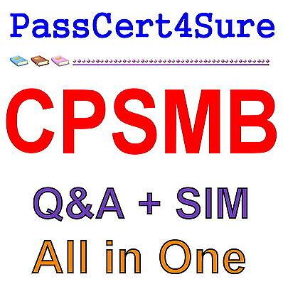 Ism Cpsm Bridge Exam Cpsmb Exam Q A Pdf Sim