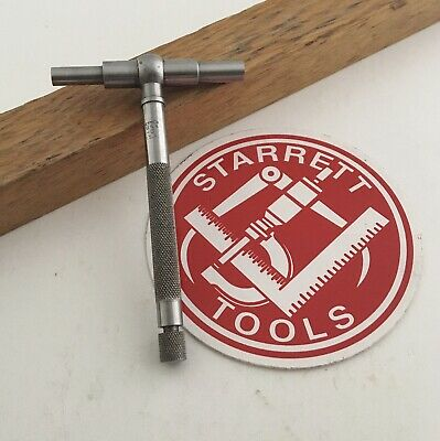 Starrett Telescoping Gage No.579-d Range 1 14 To 2 18 U.s.a.