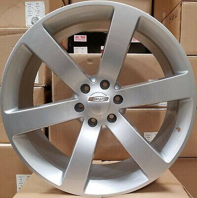 24 TBSS Rims Silver Wheels Fit Chevy Tahoe Silverado GMC Sierra Yukon Escalade