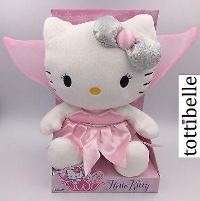 ♥ Hello Kitty Plüsch Fee Elfe 27 cm Plüschtier Kuscheltier Stofftier NEU ♥
