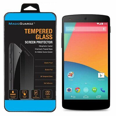 High Quality Premium Real Tempered Glass Screen Protector For LG Google Nexus 5 Cell Phone Accessories