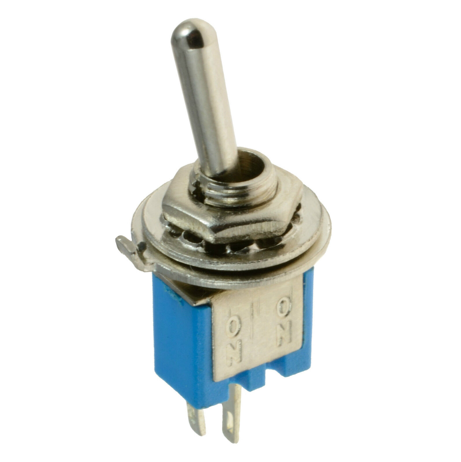 On Off Sub Miniature Small Mini Toggle Switch Spst Ebay