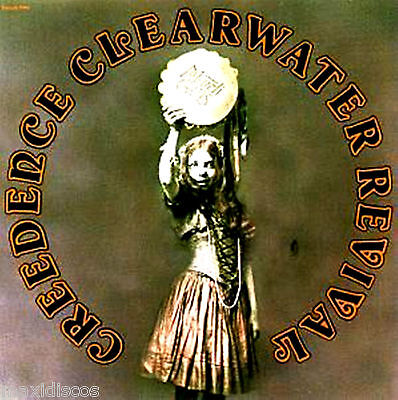 CD - Creedence Clearwater Revival - Mardi Gras (POP COUNTRY ROCK) ()