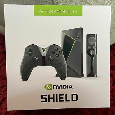 NVIDIA SHIELD 4K HDR Android New TV Media Google Player Tegra X1 16GB USB Stream