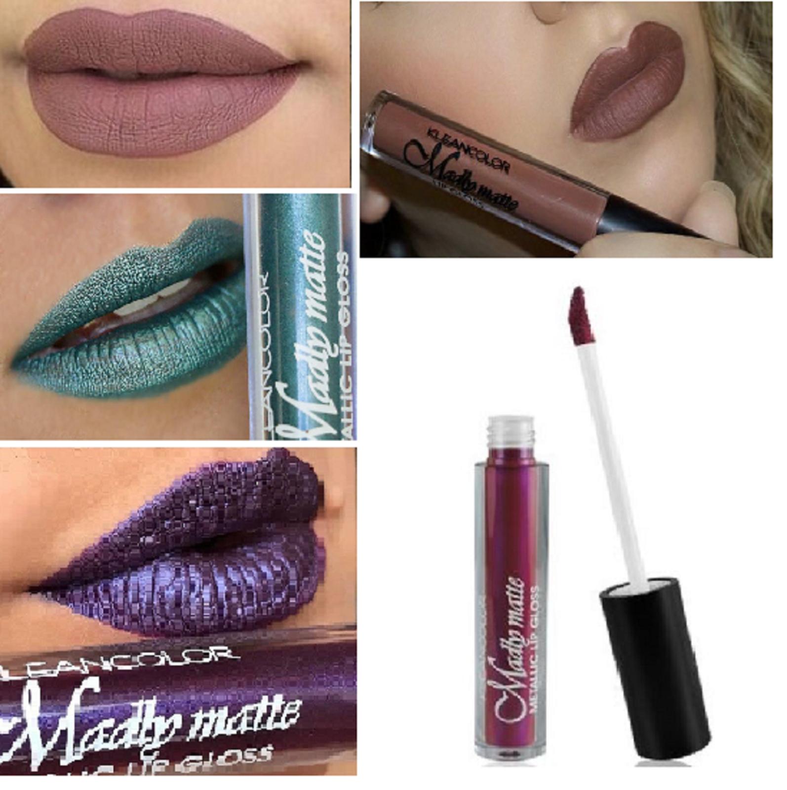 36 NEW Waterproof Long Lasting Makeup Lip Liquid Matte Lipstick Lip Gloss