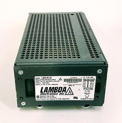 Lambda Lns-w-15 15 - 5 Adjustable Regulated Power Supply Psu 3.8a - 7.7a
