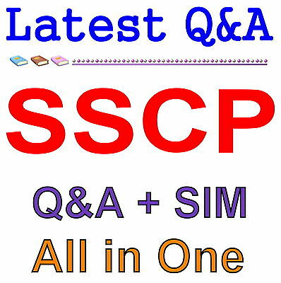 ISC2 System Security Certified Practitioner SSCP Exam Q&A PDF+SIM