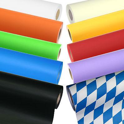 0,42€/m L 50m B 75cm JUNOPAX Papiertischdecke für Biertische Einweg Tischtuch