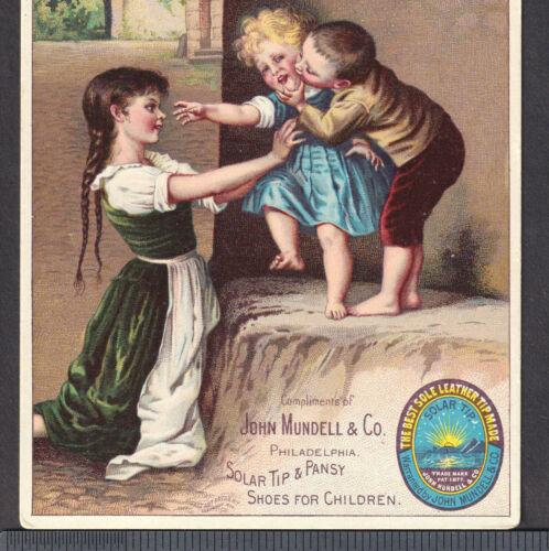 Antique Vintage Children Shoe 1800