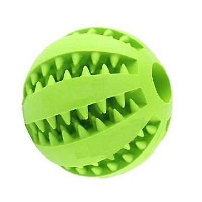 Wendin TOY IQ BALL FOR DOGS & CATS Dental Treat Bite Resistant durable Non To...