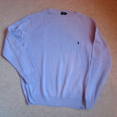 Pre End Cotton  Sweater – Large – Lilac.  GOOD CONDITION
